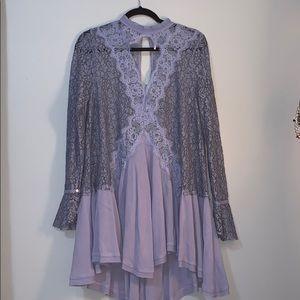 Free People Tell Tale Lace Dress